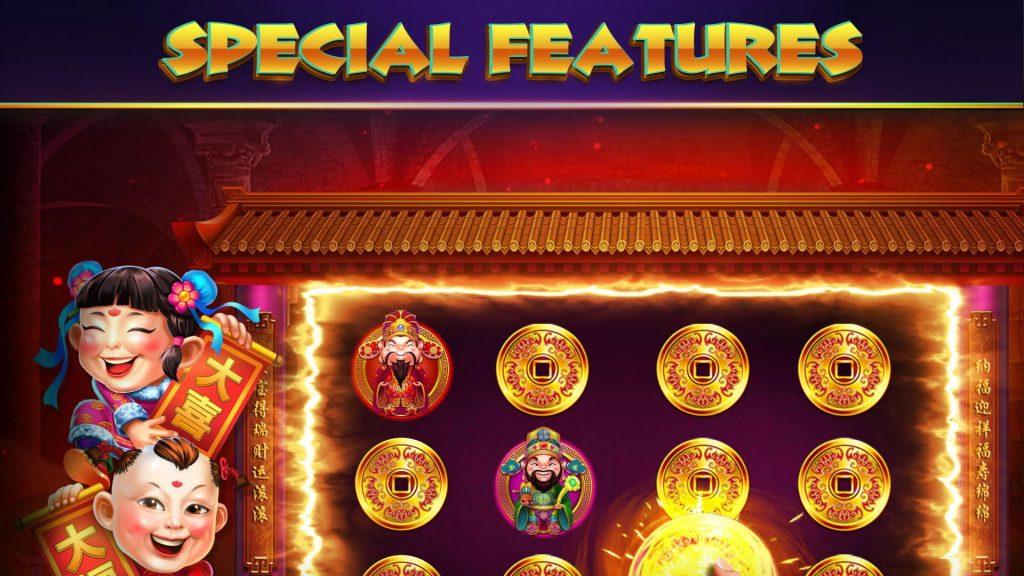 Dafu Casino No Deposit Bonus Features