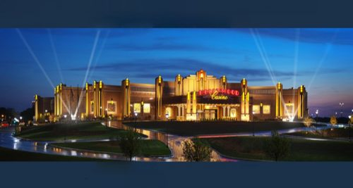 hollywood casino toledo shatters all time monthly revenue record ohio gambling venues beat the odds in july 2