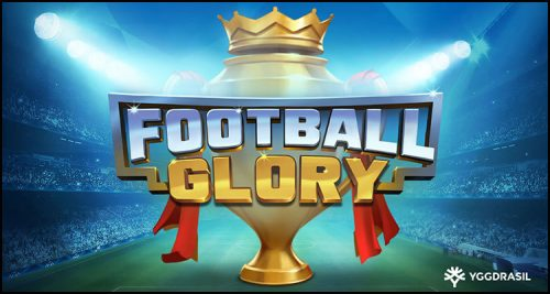 yggdrasil gaming limited hits the back of the net with new football glory video slot 1
