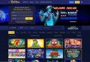 Betchain Casino Homepage