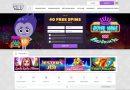 Cryptowild Casino Homepage