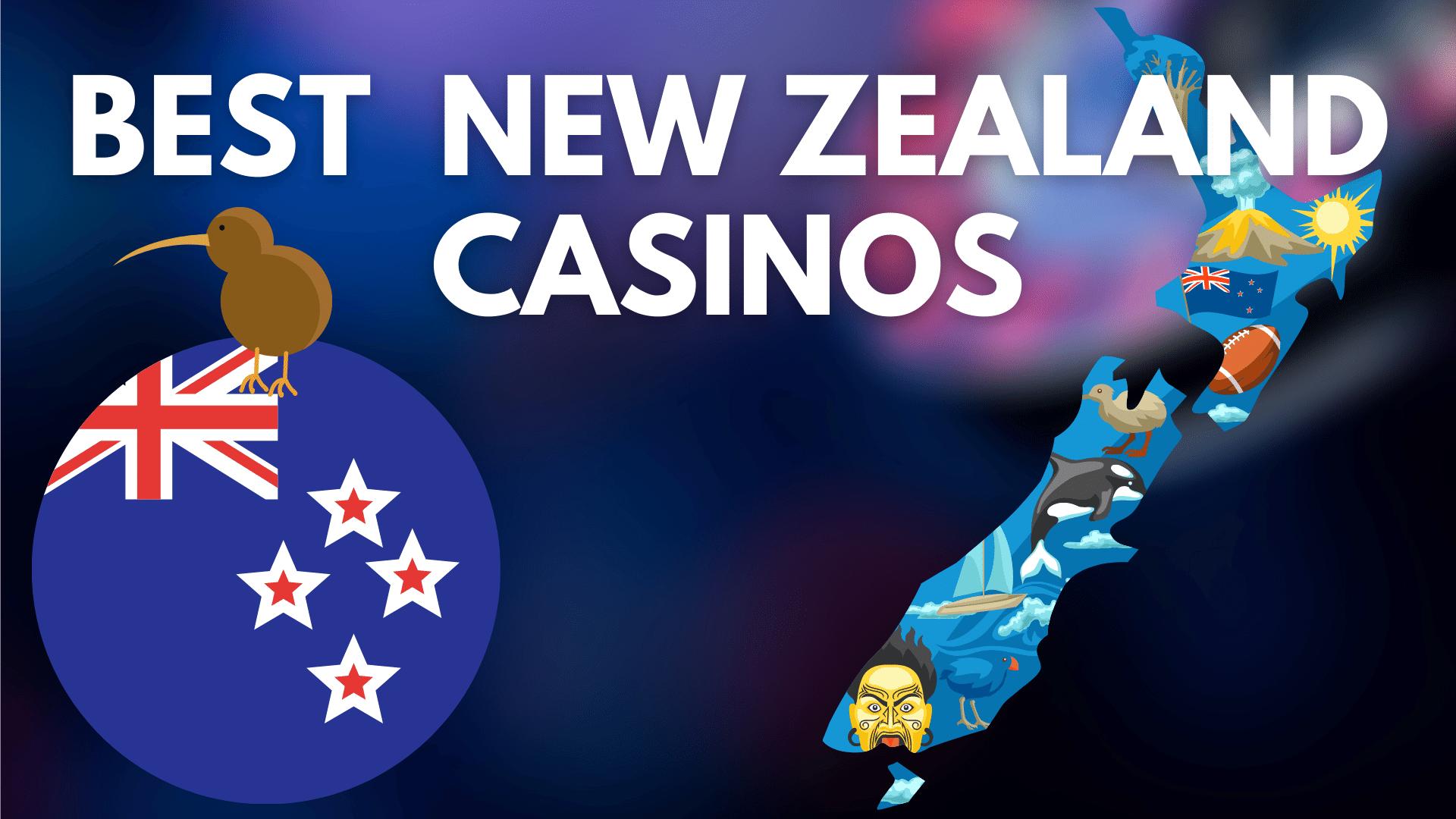 Best New Zealand Casinos