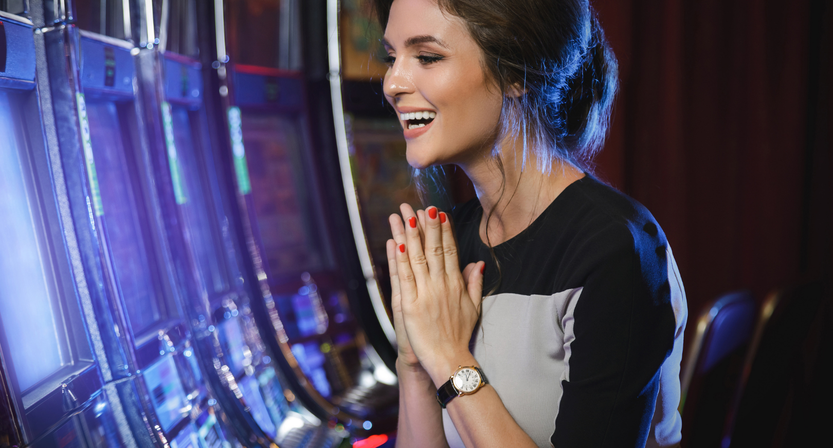 How And when to WIN In SLOTS – THE BEST Casino Game HACKS